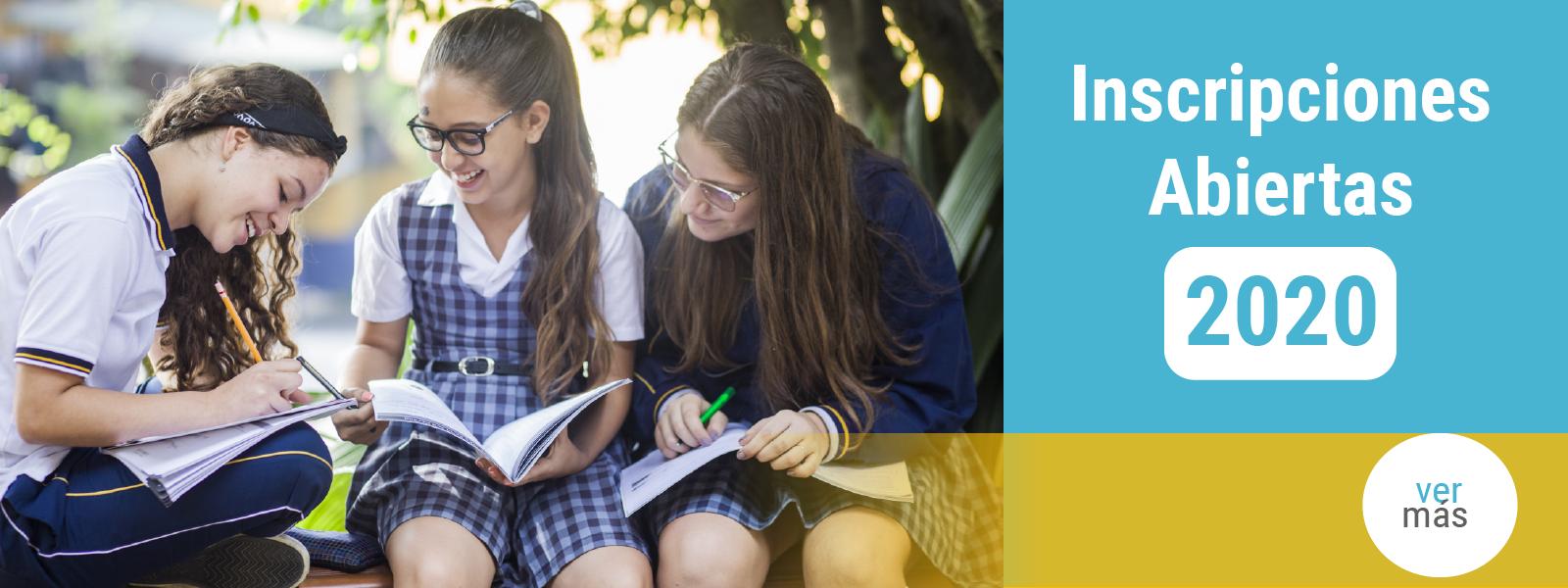 Colegio Ferrini bilingüe  Inscripciones abiertas 2020