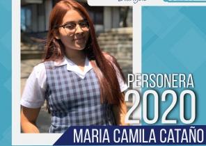 Personera escolar 2020