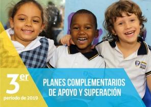 Plan Complementario de Apoyo y Superación tercer período
