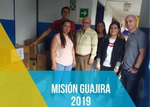 Mision Guajira Colegio Ferrini bilingüe