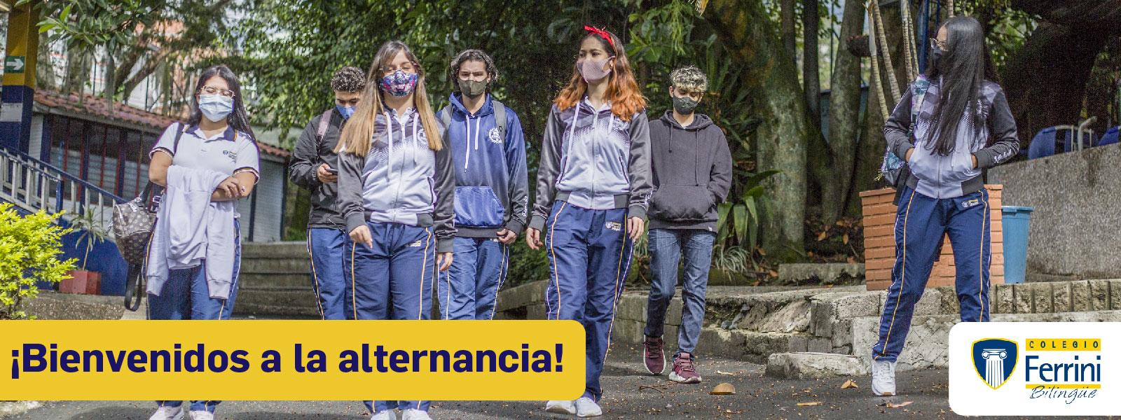 Manual de Convivencia Colegio Ferrini bilingüe