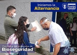 Alternancia en el Colegio Ferrini bilingüe